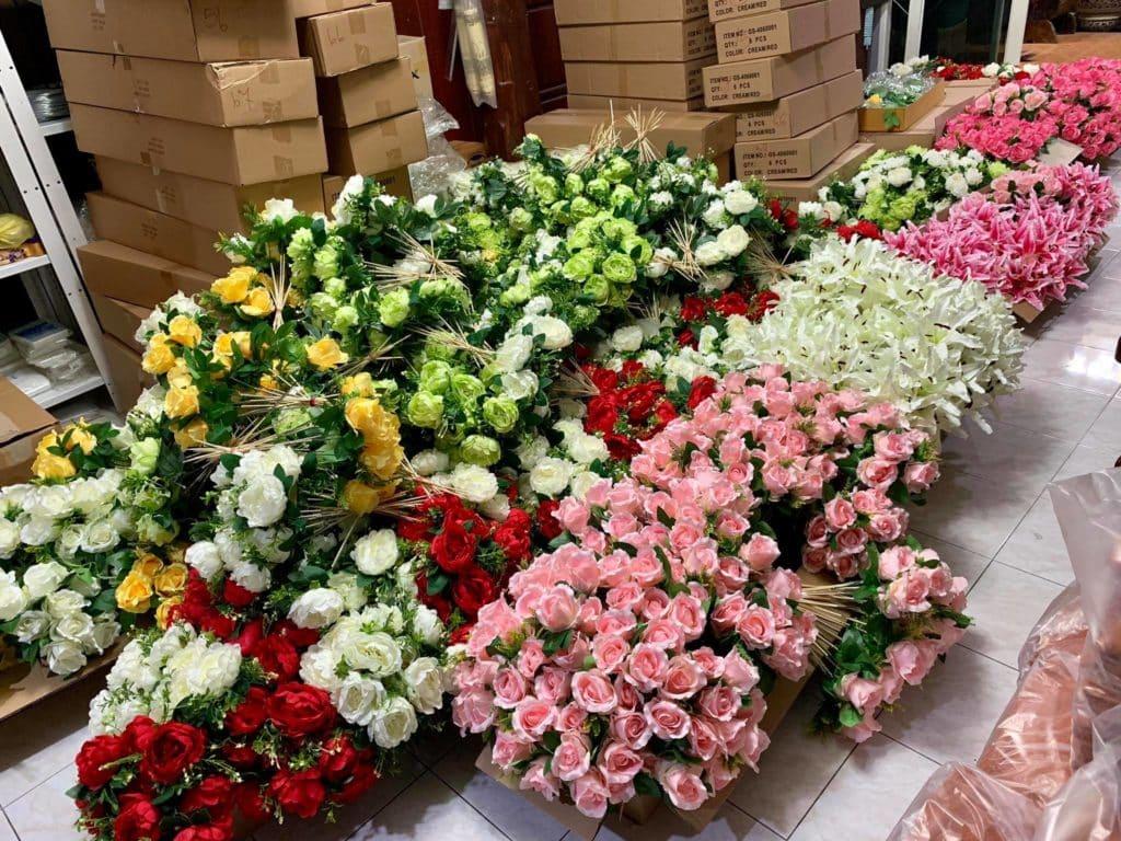 งานดอกไม้แห้ง ดอกไหนเก่าเราทิ้ง จัดแต่ของใหม่ๆให้ลูกค้า 4