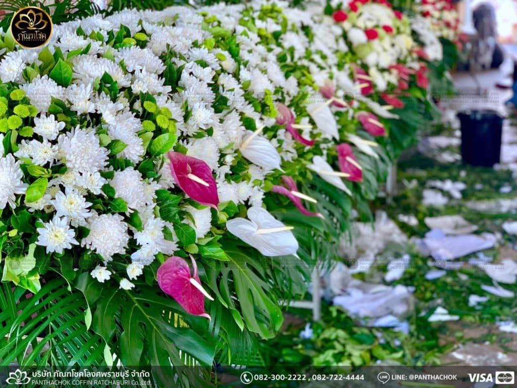 งานดอกไม้สดบางส่วน 21/4/2562 3