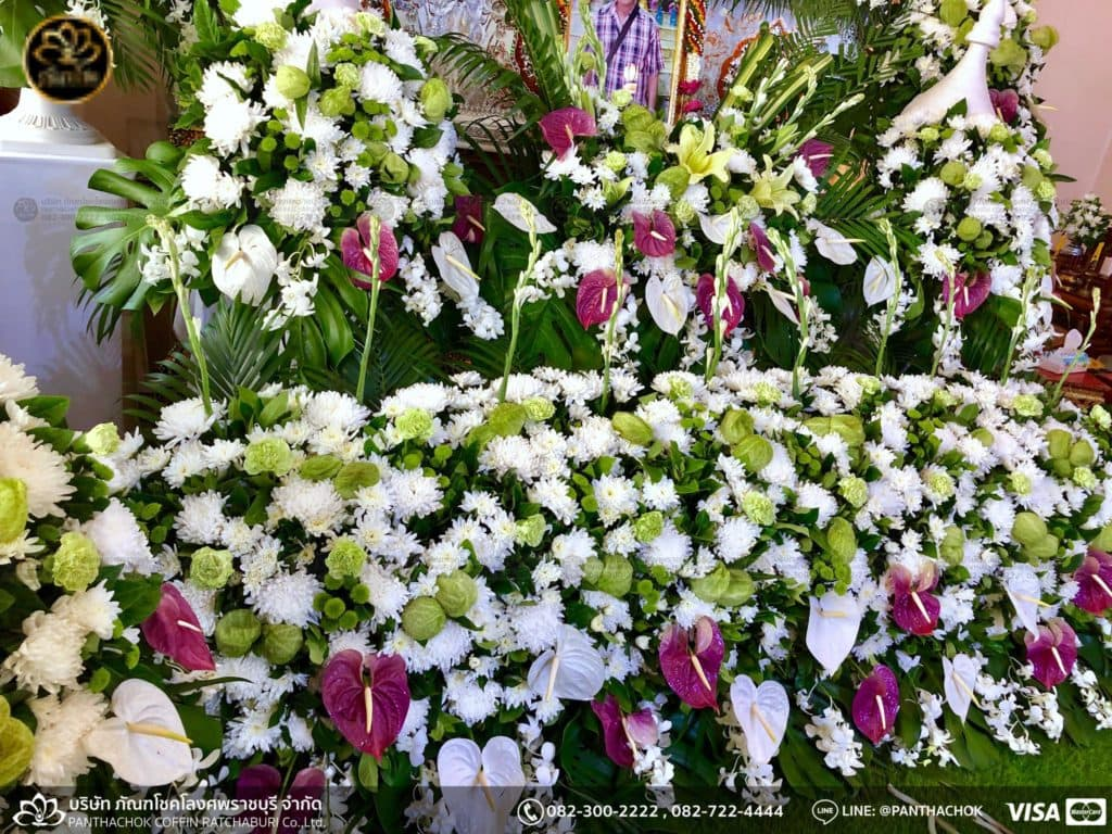งานดอกไม้สดบางส่วน 21/4/2562 6