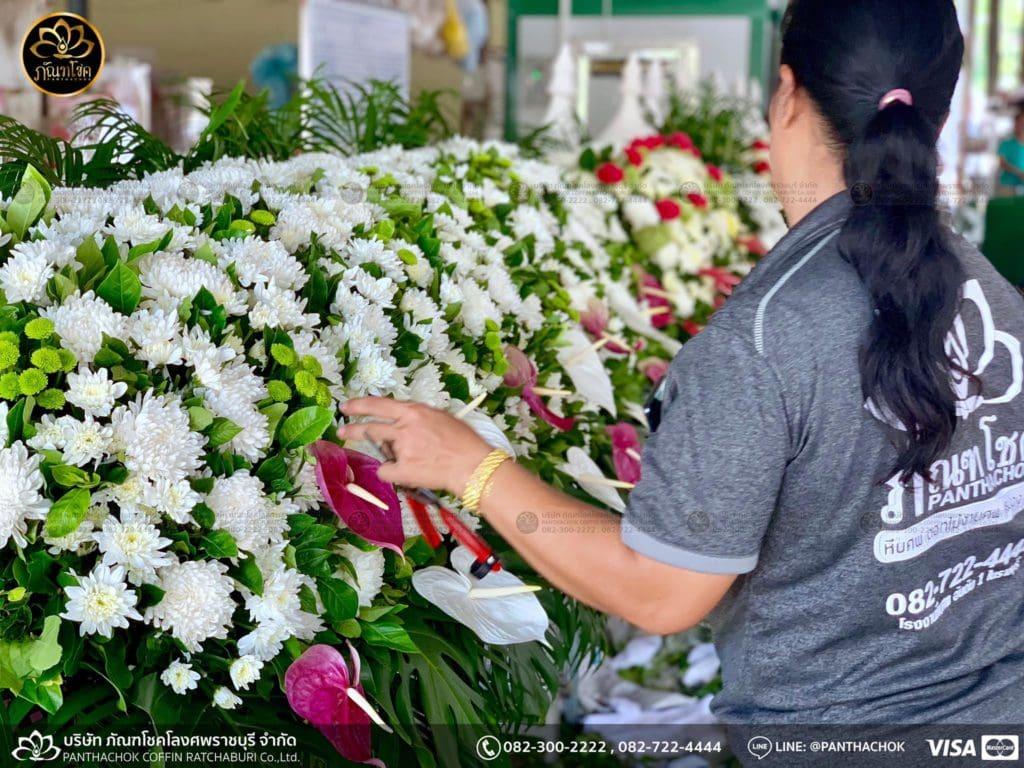 งานดอกไม้สดบางส่วน 21/4/2562 8