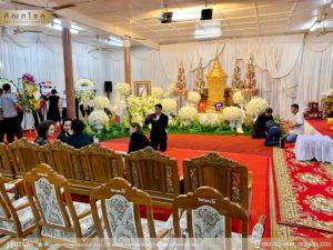 รับจัดดอกไม้งานศพ-ดอกไม้หน้าศพ หน้าเมรุ (ในกรุงเทพ-ปริมณฑล-นนทบุรี-ราชบุรี-นครปฐม) 47