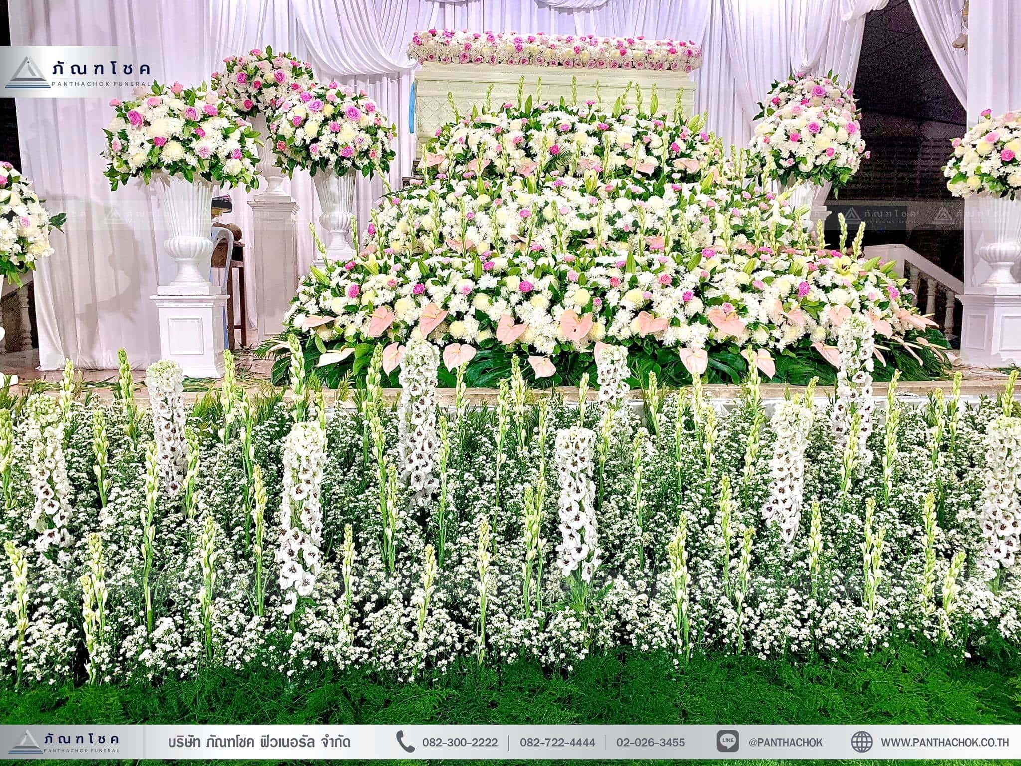 สวนดอกไม้ประดับ ดอกไม้หน้าหีบ ดอกไม้ต่างประเทศ