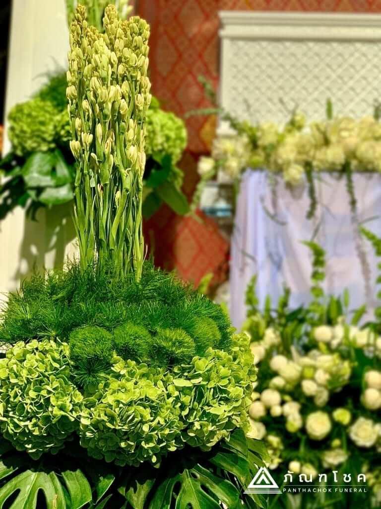 ซ่อนกลิ่นซ่อนชู้ กลิ่นหอมคู่งานศพไทยมาแต่โบราณ... 1