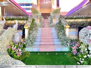 ดอกไม้สดประดับเมรุ ดอกไม้หน้าเมรุ รับจัดงานศพ ดอกไม้สด ร้านจัดงานศพ