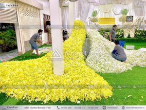 นกยูงงานศพ วัดไทร นครปฐม รับจัดดอกไม้หรูหราทันสมัย ดอกไม้งานศพสวยหรูมีระดับ ร้านดอกไม้ดารา