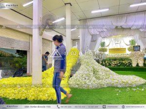 นกยูงงานศพ วัดไทร นครปฐม ดอกไม้หน้าหีบสวยๆ รับจัดงานศพแนะนำ บริการจัดงานศพต่างประเทศ หลุมฝังศพหรูหรา จัดดอกไม้หน้าศพแบบด่วนๆ