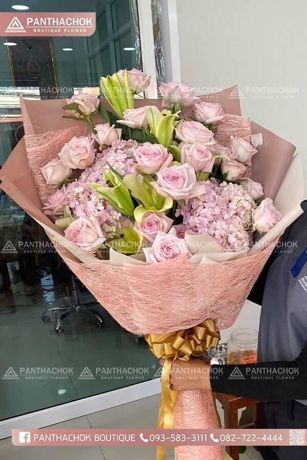 ดอกไม้วันวาเลนไทน์ 2